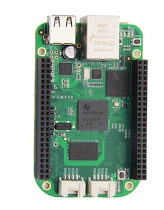 SBC BeagleBoard Green