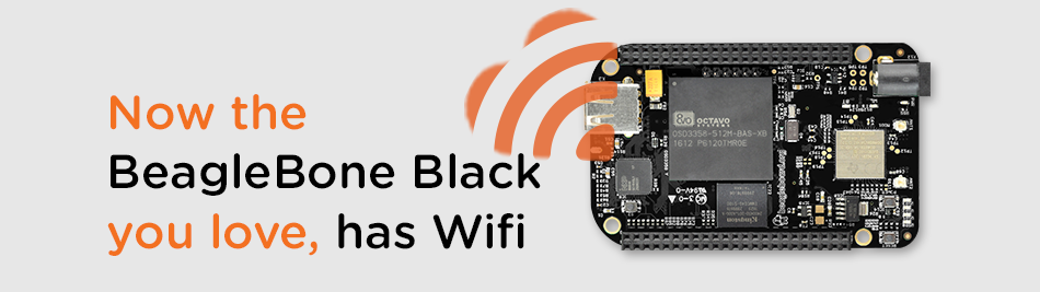 BeagleBoard org - black-wireless