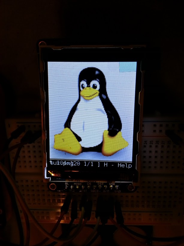 BeagleBone Black LCDs with Prebuilt FBTFT drivers image