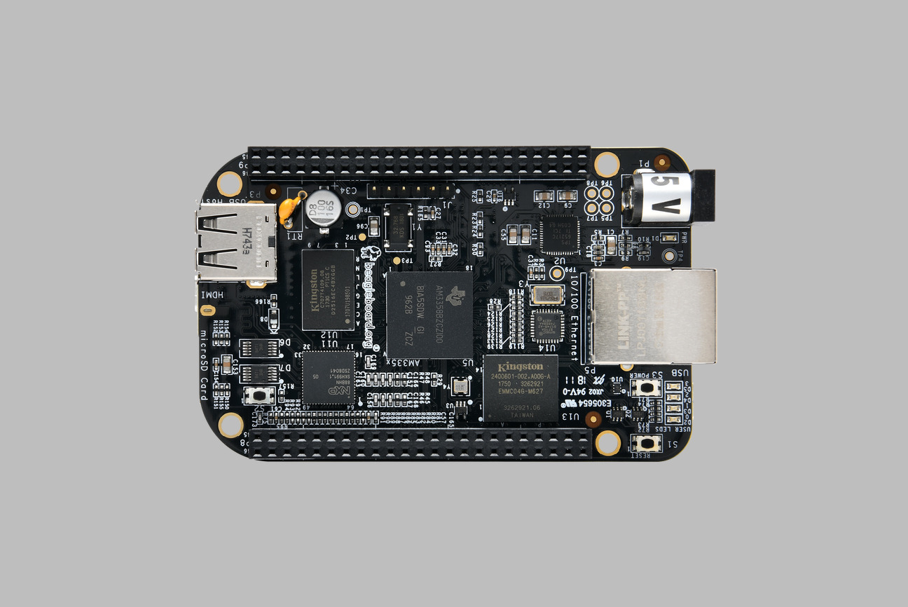 BeagleBoard org - black